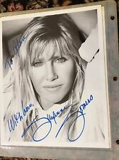 Suzanne Somers Signed Photo 8x10 Autograph