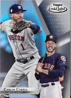 Carlos Correa 2018 Topps Gold Label Class 1 Base Astros #46