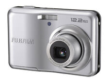 Fujifilm FinePix A220 12.2mp 3x Zoom Digital Camera Full Accessory Package