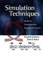 Simulation Techniques by Floyd M. Gardner, John D. B...
