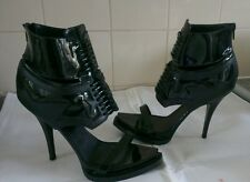 Very rare runway gladiator cuff heels by Givenchy 38 UK 5 used once amazing!