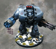 Warhammer 40k Space Wolves Leviathan Dreadnought Magnetized M-1 pro-painted