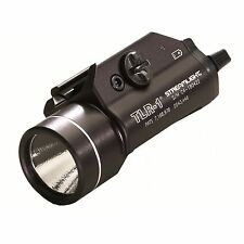 New Streamlight TLR-1 LED Rail Mounted Tactical Light Glock 1913 Picatinny 69110