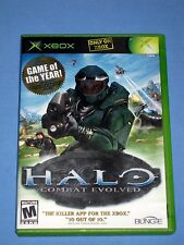 Halo: Combat Evolved XBox Game Complete!
