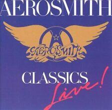 Classics Live! by Aerosmith (CD, Aug-1993, Columbia (USA))