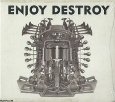 New ListingEnjoy Destroy - E.P. - Hard Rock Pop Music Cd
