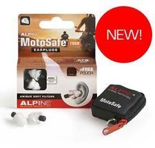 New Alpine Motosafe TOUR Ear Plugs