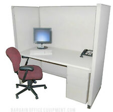 30x60 x 67 H Herman Miller Medium wall Center Cubicle with Fabric & Paint Choice