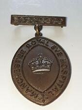 Vintage Manchester Royal Hospital Badge