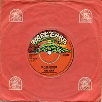 "RARE EARTH - HEY BIG BROTHER - 70's SOUL - 7"" VINYL"