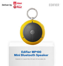 Edifier Bluetooth 4.0 Mini Portable Speaker Micro SD Card Built-in microphone