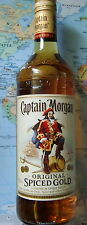 CAPTAIN MORGAN Caribbean Rum 0,7l - Original Spiced Gold