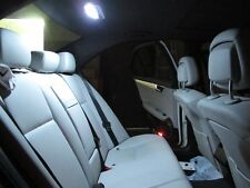 WHITE Interior LED Package for 2008-2013 BMW M3 Map Dome Door Foot Area Lights