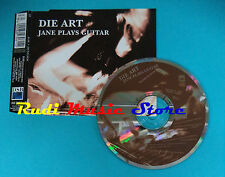 CD Singolo Die Art Jane Plays Guitar DSB 3061-5 GERMANY 1992 no mc lp(S21)