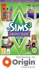 Los Sims 3 Master Suite Stuff Pack de PC y Mac Origin Clave