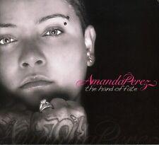 Amanda Perez - Hand of Fate [New CD] Digipack Packaging