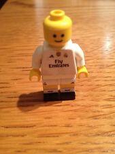 Lego Custom Minifigure Cristiano Ronaldo Real Madrid