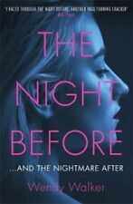 The Night Before 'A dazzling hall-of-mirrors thriller' AJ Finn 9781409190035