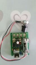 PWM DC Motor Speed Controller Switch 20A Regulator 9V 12V 60V plus a free gift.