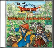 CD MANGA / DRAGON QUEST VIII (KOICHI SUGIYAMA) SOUNDTRACK O.S.T / 2CD COMME NEUF