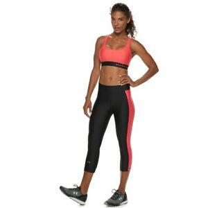 *NWT* Under Armour Women's Storm HeatGear Cropped Leggings XS