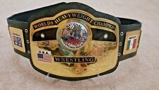 Domed Globe NWA World Heavyweight Wrestling Championship Belt.Adult Size.