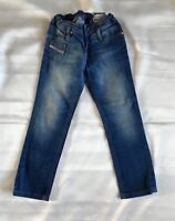 DIESEL Slim Skinny Girls Jeans Size 4 Years