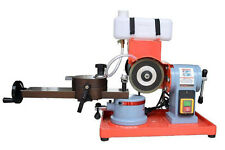New Circular Saw Blade Sharpener Water Injection Grinding Grinder Machine 220V