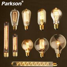E14/E27 Decorative Edison Bulb Filament A+ Industrial Dimmable Light Vintage