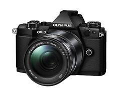 Olympus OM-D E-M5 Mark II 14-150mm Digital Camera Lens kit Black *Free shipping*