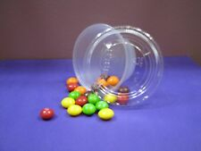 Dart Souffle Cups and Lids 3 1/4 oz. plastic portion containers-200 each