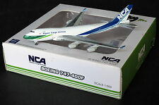 """Nippon Cargo Airlines NCA B747-400F """"Green Freighter"""" Diecast models SKY 1:500"""