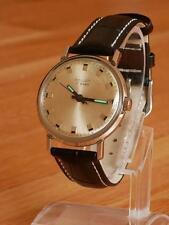 Poljot Watch 17 Jewels Soviet Watch Restored