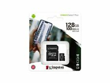 128GB Micro SD XC Class 10 UHS-I Kingston Canvas incl SD Adapter WOW