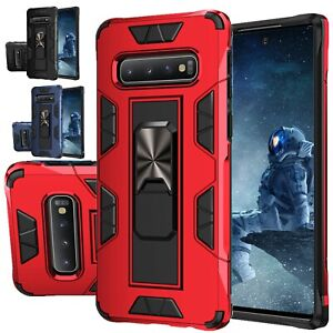 For Samsung Galaxy Note 20 10 9 8 S20 Ultra S10 S8 S9 Plus kickstand Hard Case