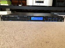 TASCAM CD-500B Professional CD Player Transport Single Rackspace Balanced Out