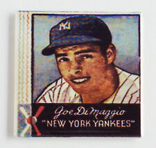Joe DiMaggio FRIDGE MAGNET (2 x 2 inches) new york yankees baseball
