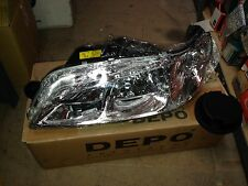 PEUGEOT 306 FRONT LEFT HAND HEAD LAMP  1999 TO 2002 MODELS BRAND NEW
