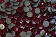 Swarovski 2028  Siam  Iron-on, Hot-fix  Rhinestones 1440 pieces  6ss