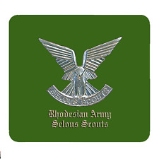 Rhodesia Army Selous Scouts- Personalised Mouse Mat