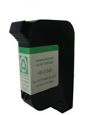 Non-OEM Replace For HP 40 Black Ink Cartridge 51640AE