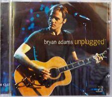 Bryan Adams - MTV Unplugged (Live Recording) (CD 1997)