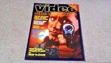 Action VHS Films Dolph Lundgren