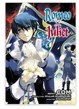 Romeo X Juliet Capulets Montague 2010 Asuka Comics COM Gonzo
