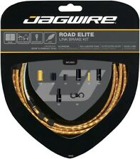 Jagwire Road Elite Link Brake Cable Kit SRAM/Shimano with Ultra-Slick Uncoated