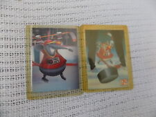 1991 Pro Set Rink Rat 2Collectibles #1.2 Hockey Card