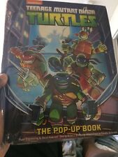 TMNT the pop-up book
