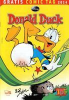 Gratis Comic Tag 2014: Donald Duck, signiert von Arild Midthun, Ehapa