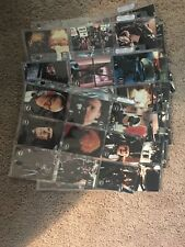 BATMAN RETURNS MOVIE TOPPS TRADING CARDS 1992 Complete Set, Mint condition