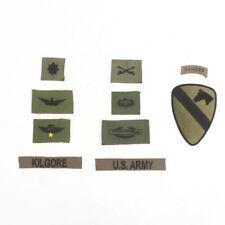 More details for replica apocalypse now lt. colonel bill kilgore badge set